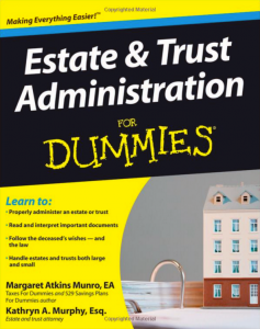 estate-and-trust-administration-for-dummies