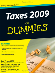 taxes-2009-for-dummies